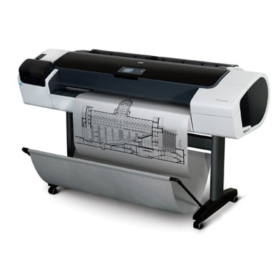 Tusze do HP Designjet T1200 - CH538A - oryginalne