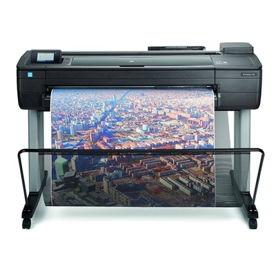 Tusze do HP DesignJet T730 - oryginalne