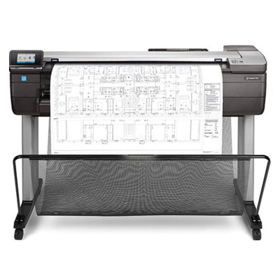 Tusze do HP DesignJet T830 - oryginalne